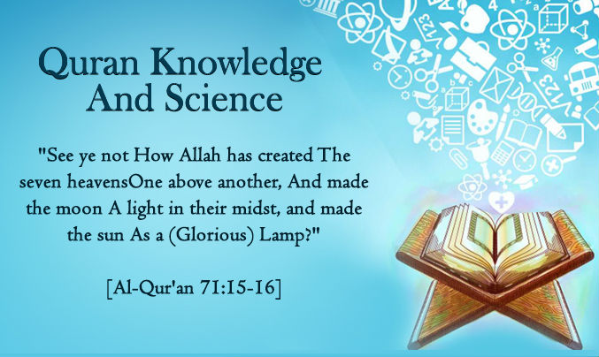 New Scientific facts in the Glorious Quran - Shafaqna India