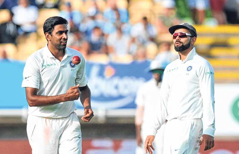 Both Virat And I React Out Of Passion: Ashwin   Shafaqna